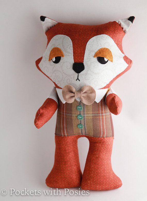 Fantastic Mr Fox Plush Toy Fox Plush Toy Fantastic Mr Fox Fox Plush