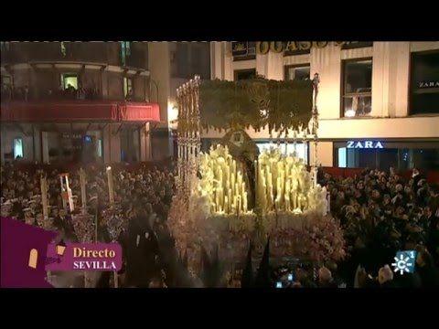 Cristo de los Gitanos en Campana 2016 - YouTube