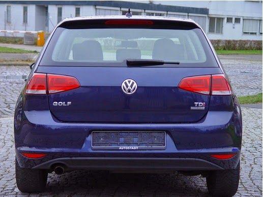 Gebrauchtwagen Vw Golf 7 1 6 Tdi Bluemotion 11 990 Eur Limousine