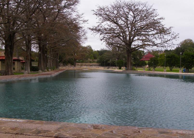 San Pedro Springs in San Antonio, TX Free things to do