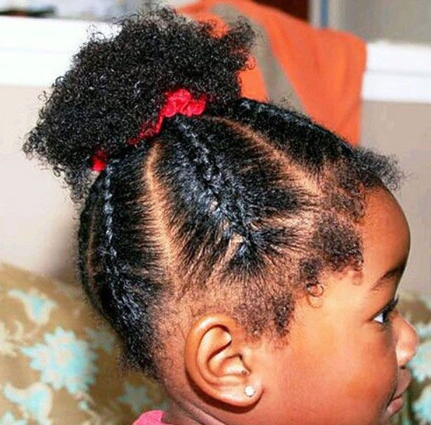 Cute Short Hair Braid Styles : African american children hairstyles braids or weaves children