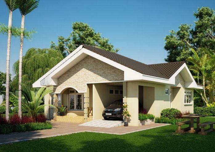 Planos de casas de 90 metros cuadrados planos en 2019 for Diseno para casa de 90 metros cuadrados