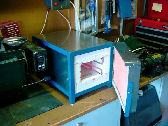Diy Heat Treat Oven Knife Making Knife Making Knife