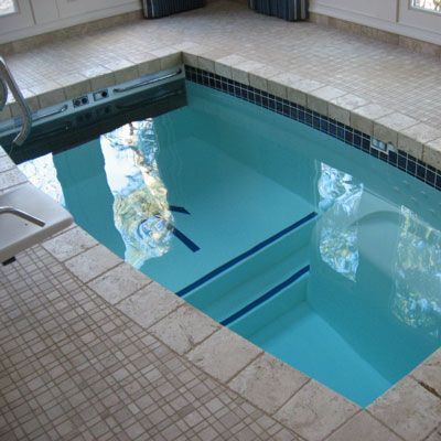 Residential Lap Pools Exercise Or Hydrotherapy Small Swimming