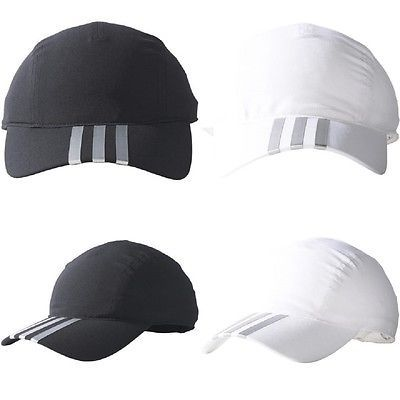 New #white + black #adidas hat with adjustable strap #suitable for all sports,  View more on the LINK: 	http://www.zeppy.io/product/gb/2/291581930806/