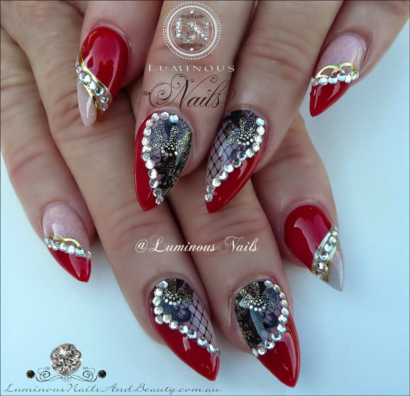 The Nail Art designs are priced at $5 a design. Description from ...