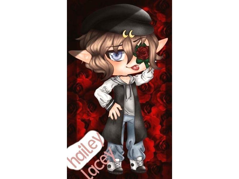 Gacha Life Outfits Bad Boy Cute Anime Chibi Dark Anime Guys Cute Anime Guys