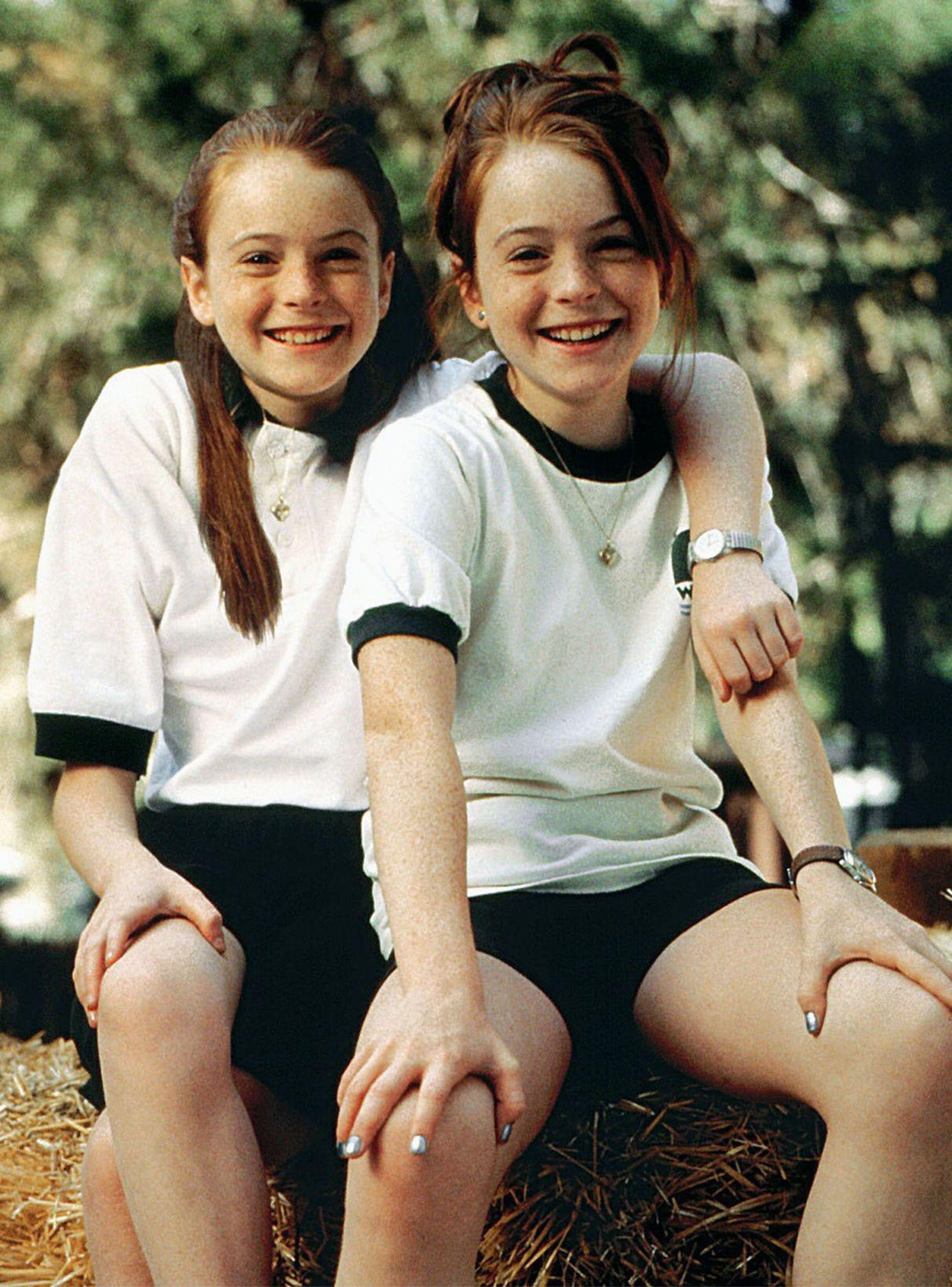 Are You A Hallie Parker Or An Annie James? | Parent trap, Lindsay lohan,  Movies