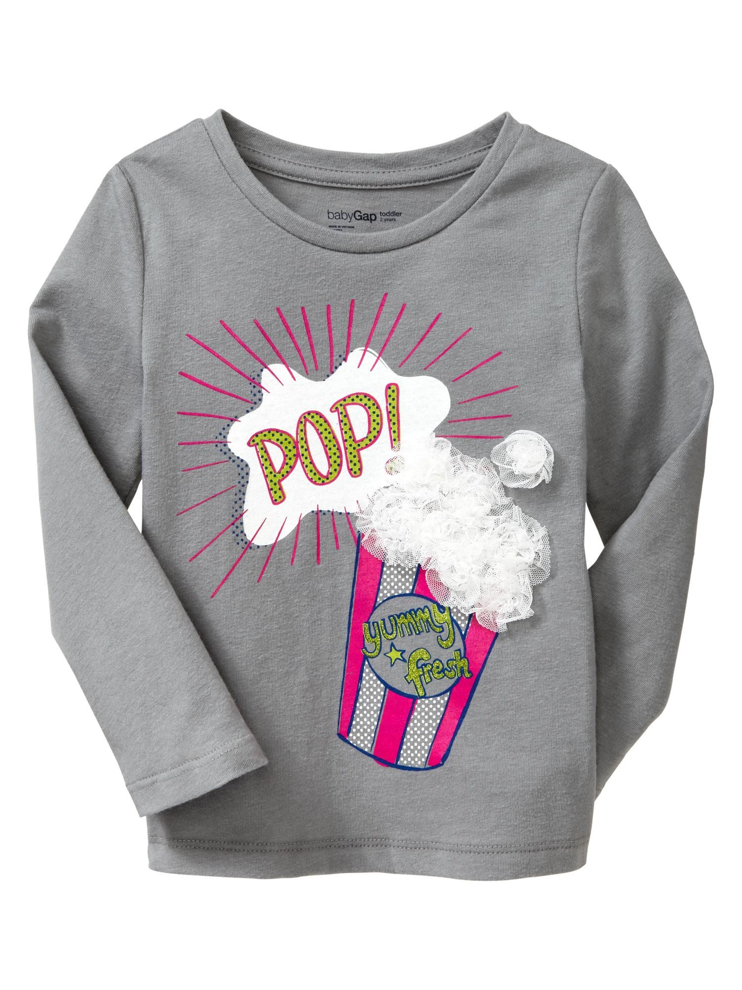 pop corn tul Cool Kiddos Pinterest