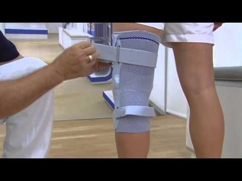 c600e33626 GenuTrain - Active Support - YouTube | Health Education | Knee brace ...