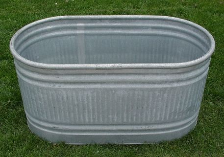 Rent A 2 X 4 Party Tub Party Tub Beverage Tub Metal Tub