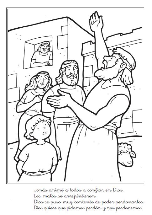 Historias bíblicas para niños, recursos para la escuela dominical ...