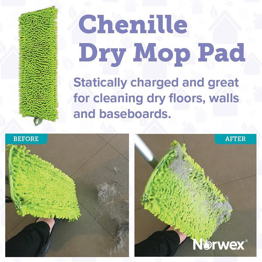Every pet owner needs this mop Are you tired of pet hair