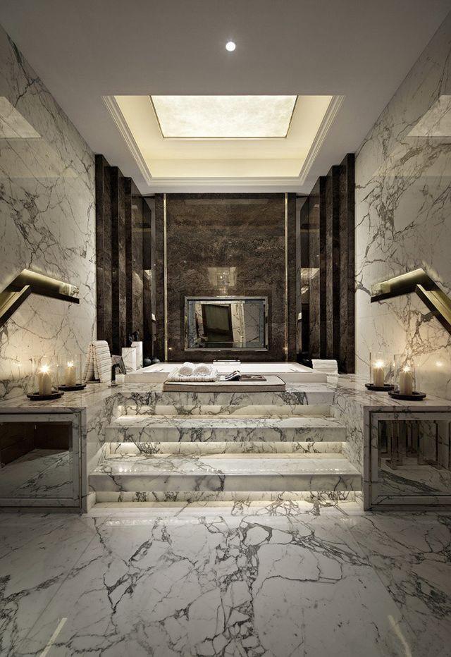 Pin by Samone on Amazing bathroom Pinterest Bathroom designs - sternenhimmel für badezimmer
