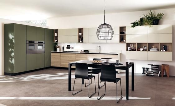 Scavolini LiberaMente | Kitchens I would cook in | Pinterest ...