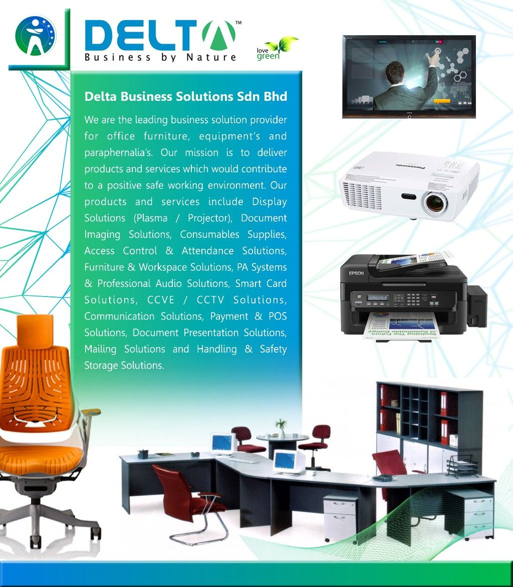 Be It Office Furniture Equipments And Paraphernalia Products Services You Find Them