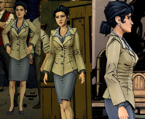 Snow White Cosplay Costume. The Wolf Among Us | Snow white ...