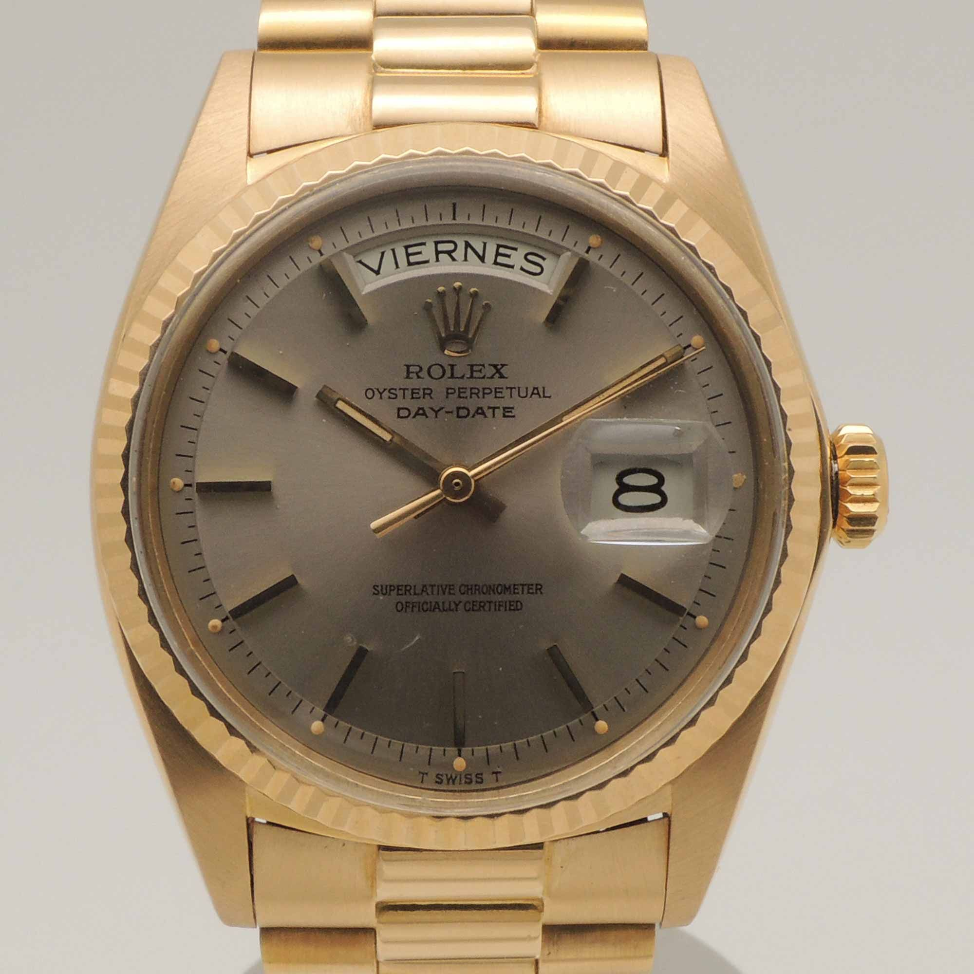 Rolex Day Date 1803 01750 Horloges Watches