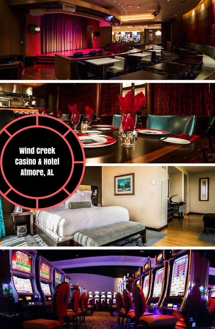 Wind Creek Casino & Hotel Atmore Casino hotel, Square