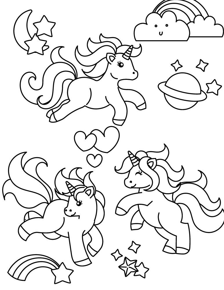 Coloriage facile à imprimer my little pony coloring book ...