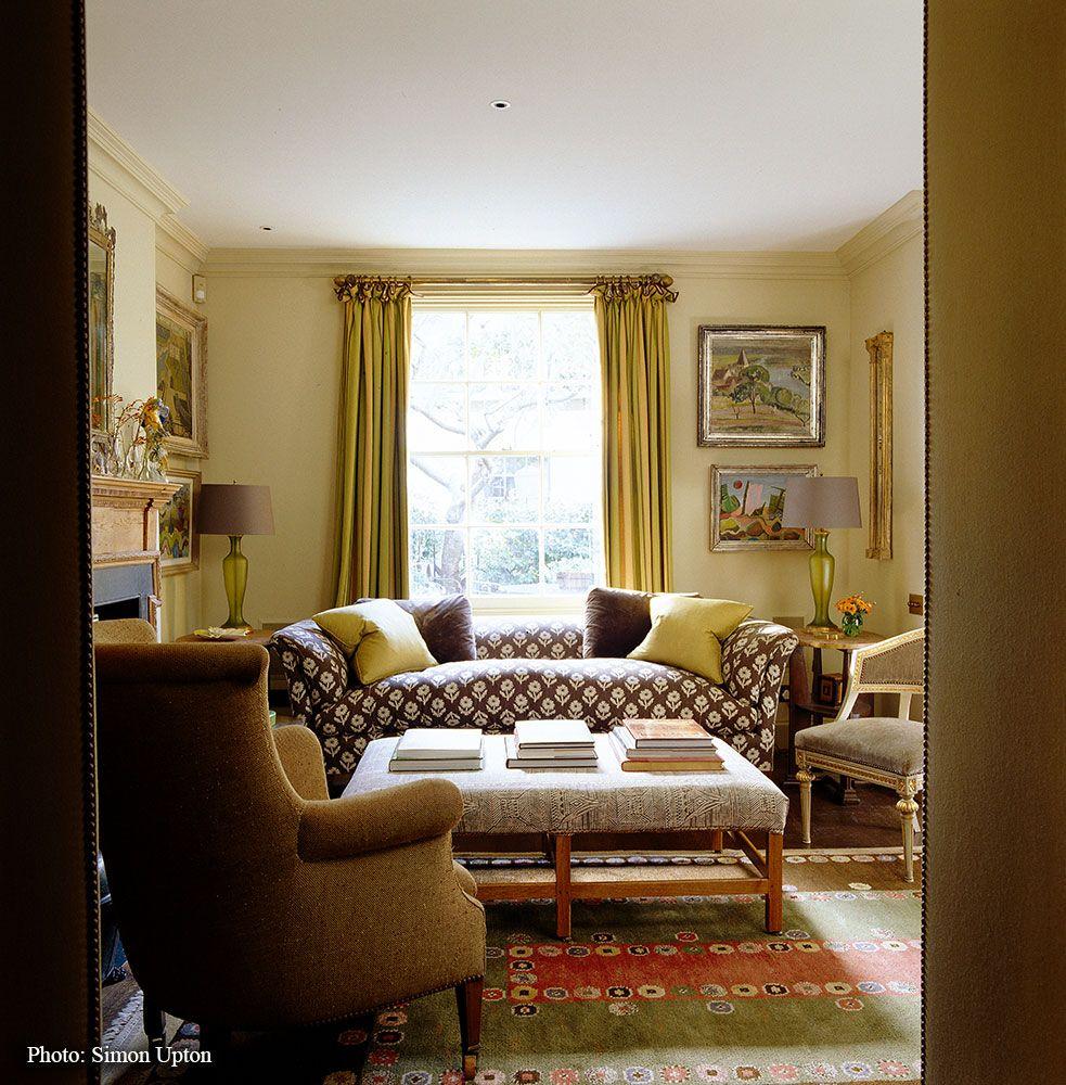 Sibyl Colefax u0026 John Fowler Interior Design