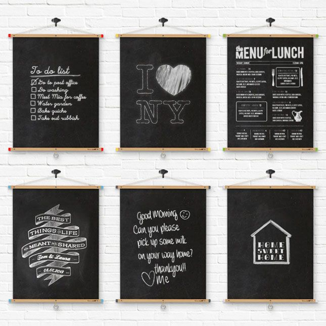 Chalk It Up 40 Creative Ways To Use Chalkboard Paint Avec Images