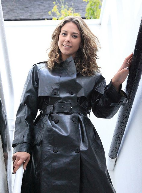 Black Rubber Raincoat Projects To Try Pinterest