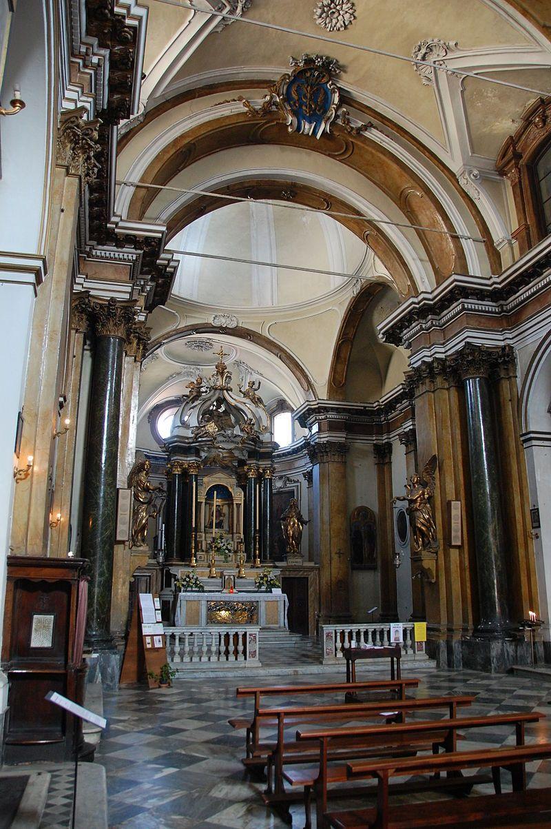 Santa Maria dei servi Interno - Chiesa di Santa Maria dei Servi (Sansepolcro) - Wikipedia