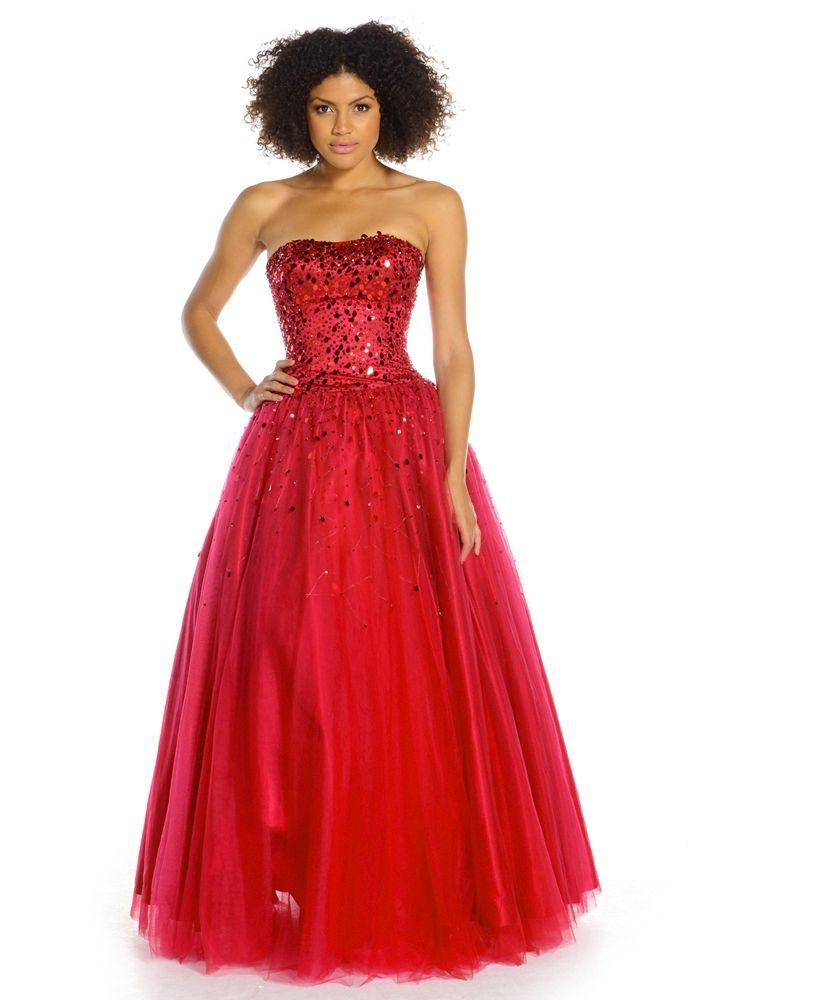 ruby red bridesmaid dresses ebay   Top 50 Ruby-Red Bridesmaid ...