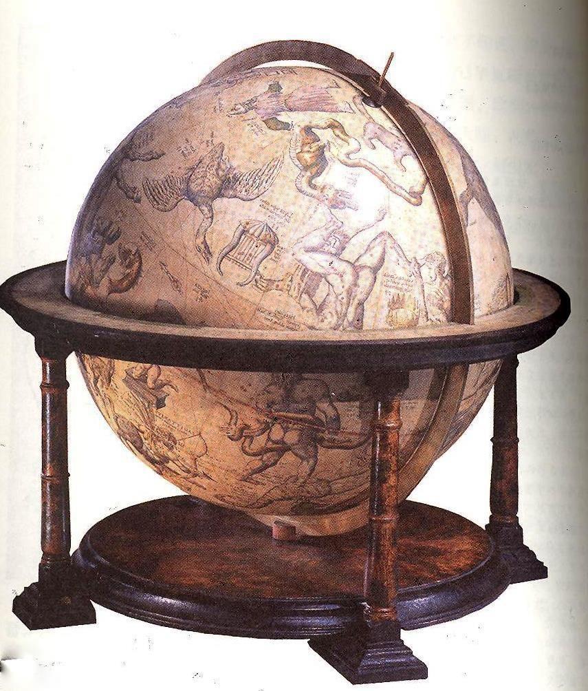 mappamondo 1551