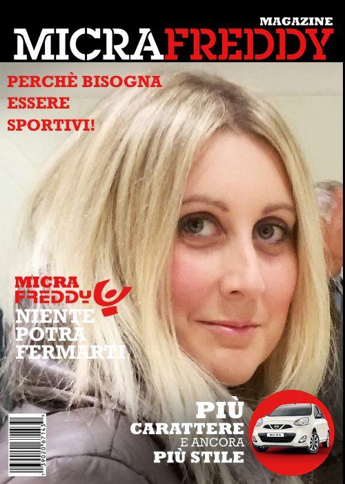 Carica anche tu il tuo selfie su www.micrafreddy.it, puoi vincere una Micra Freddy http://www.micrafreddy.nissan.it/concorso-micra-freddy-il-magazine-1-di-jole VOTE ME