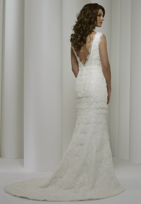 Curly Hair Down And Loose Wedding Hairstyle Perfect