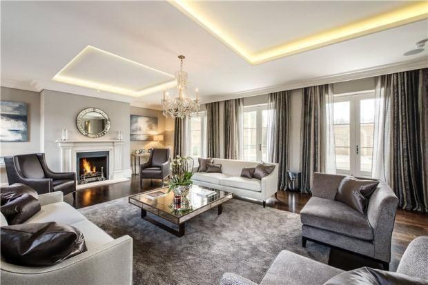 Grey Luxury Living Room Luxury Living Room Luxury Living Room Design Rooms Home Decor