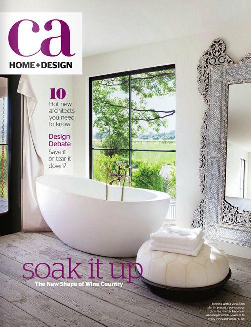 California Home + Design Magazine | MAGAZINES On Pinterest by Brands ...
