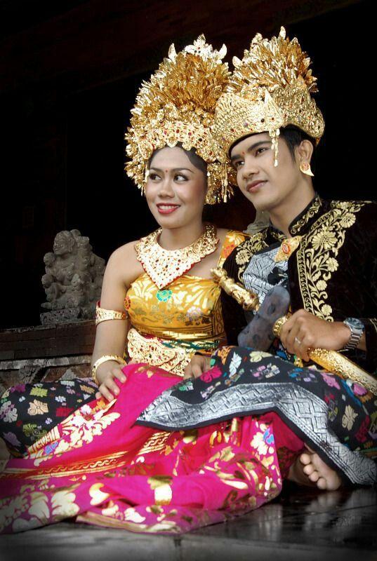Balinese Wedding Brollop