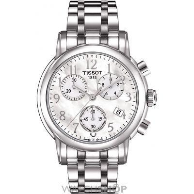 Ladies' Tissot Dressport Chronograph Watch