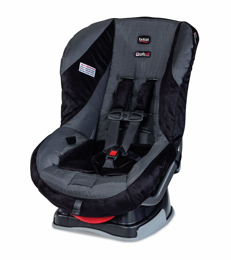Britax Roundabout G4.1 Convertible Car Seat - Onyx