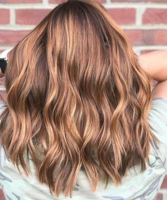 Copper balayage #balayagehair #hairmakeup #stepbystep