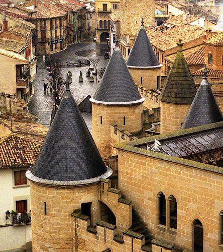 Olite, Navarre, Spain