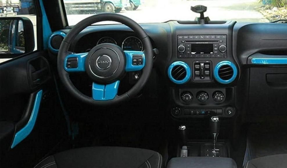 Pin On The Best Interior Trim Kit For Jeep Wrangler Jk