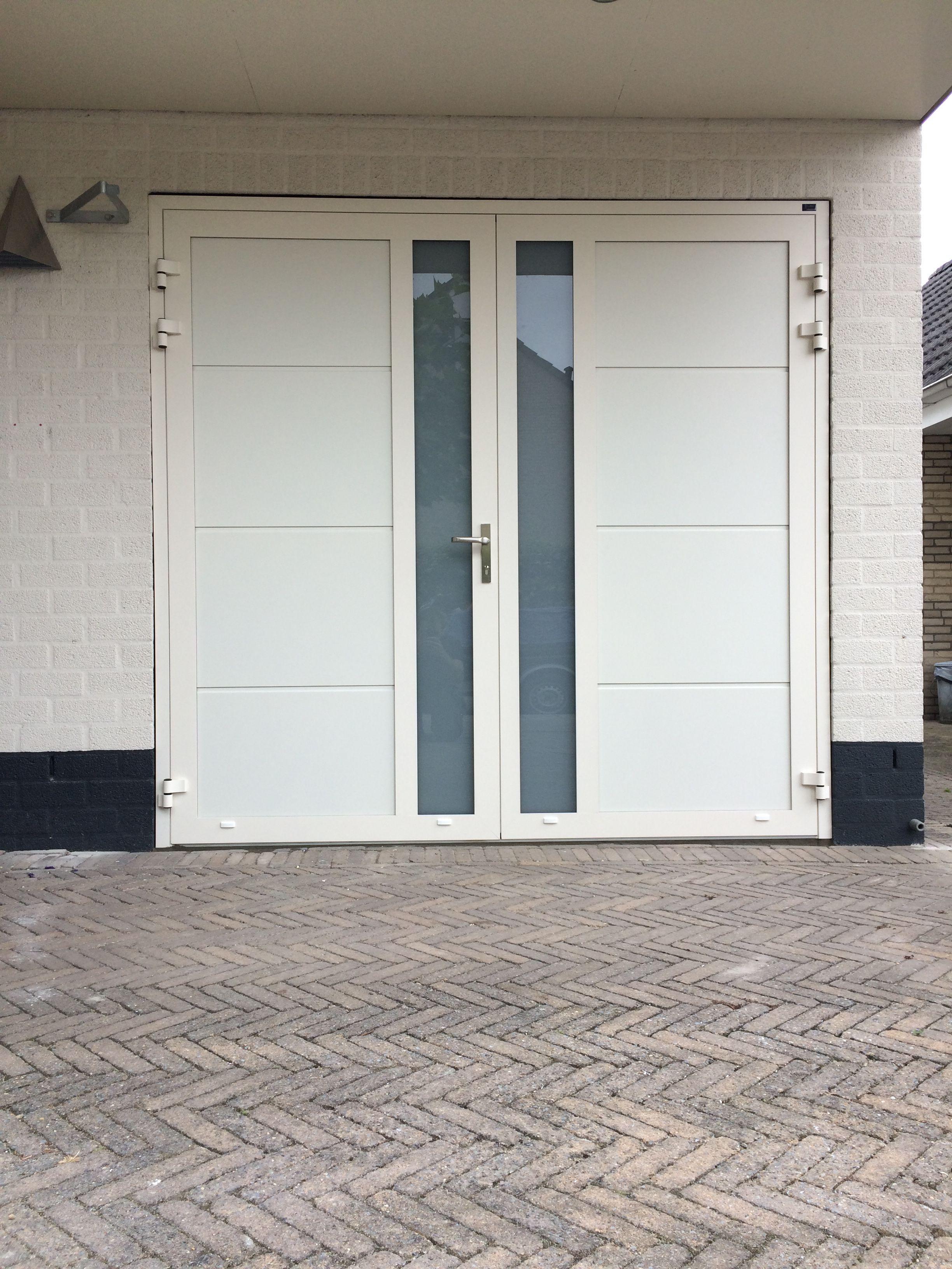 Super Afbeeldingsresultaat voor openslaande garagedeuren | Bijkeuken @KV81