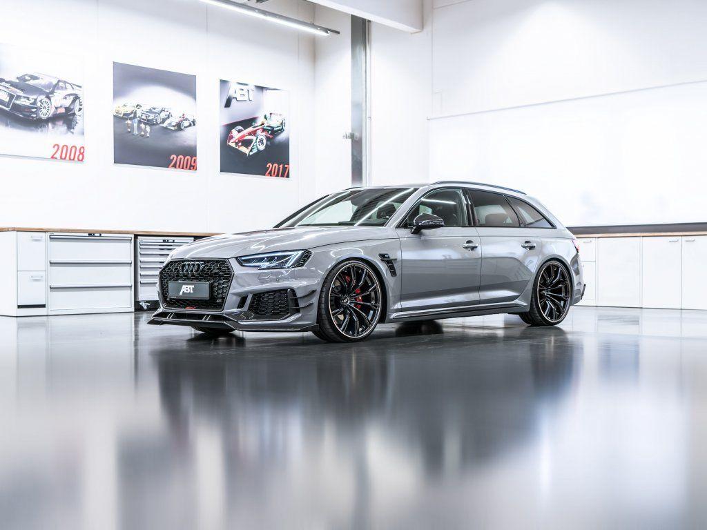 2018 Abt Car Audi Rs4 R Avant Side View Wallpaper Audi Audi Rs6 Audi Rs4