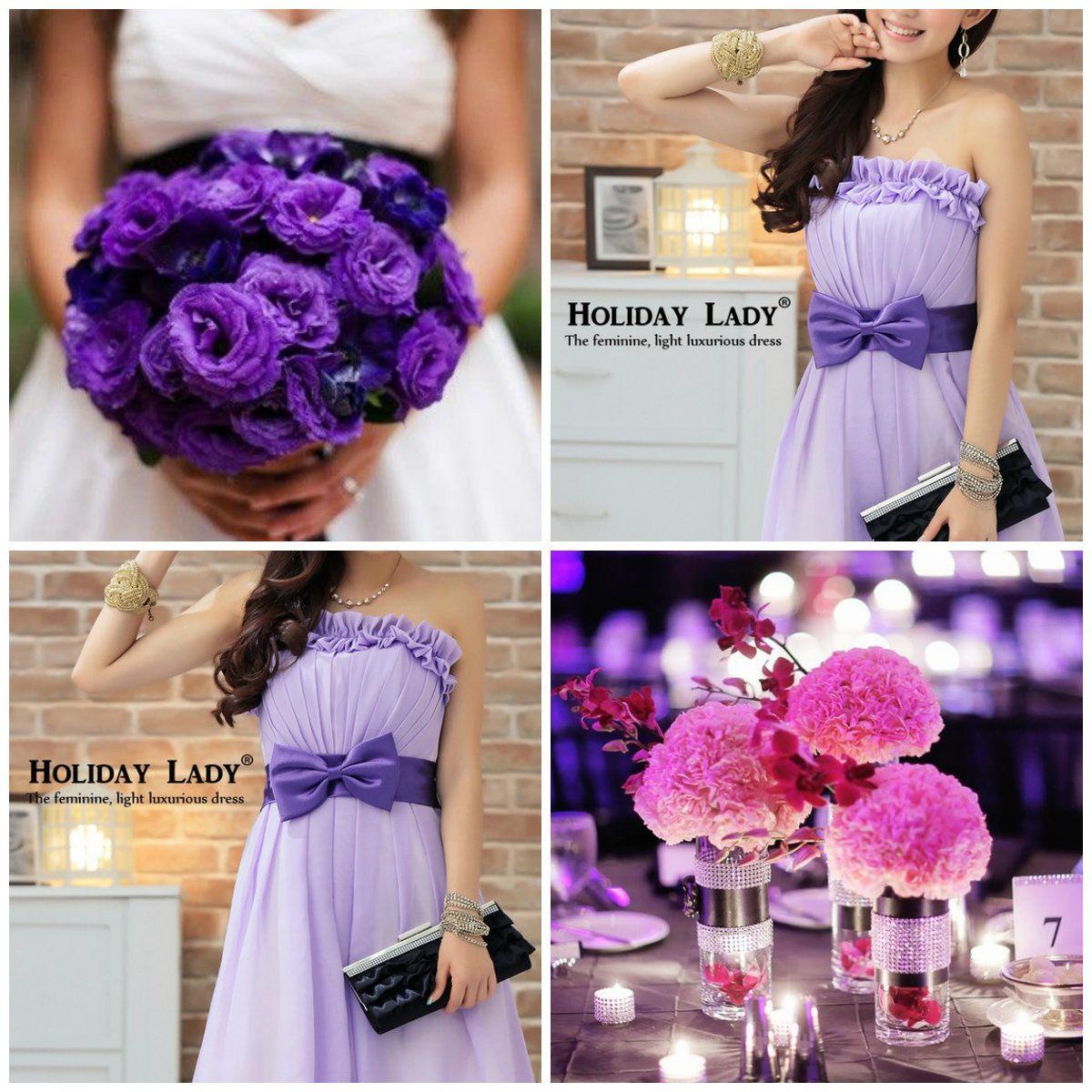 bridesmaid dresses purple under 50 #PurpleBridesmaidDresses ...