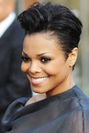 Janet Jackson Short Hairstyles Google Search Hair And Nails