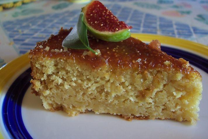 La Cocina De Auro Postres | Tarta De Manzana Con Confitura De Higos Tartas De Manzana Higos