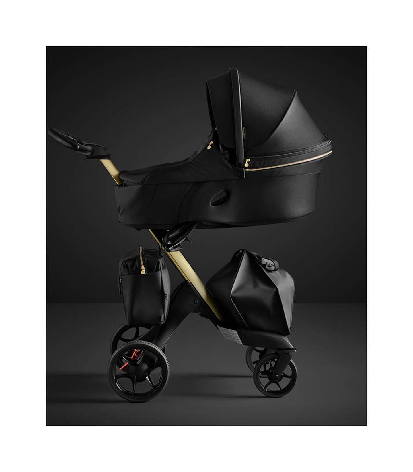 Stokke Xplory Gold Limited Edition With Seat En 2020 Poussette