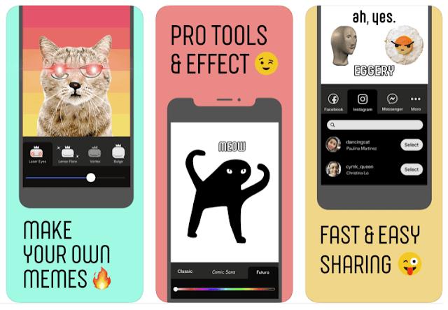 Facebook S Latest Experiment Is A Meme Creation App Whale Rictasblog Com Focus App Kids App App