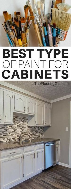 How To Paint Cabinets The Right Way White Kitchen
