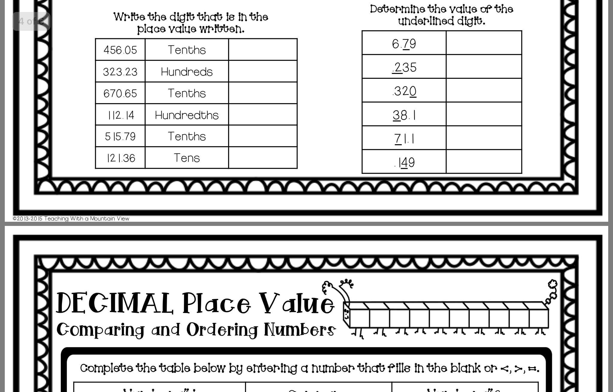 Pin By Virginia Goodrich On Math