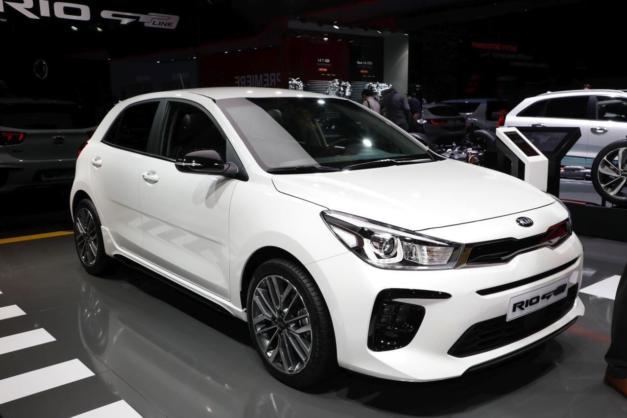 Kia Rio Hatchback To Make India Debut In 2020 Kia Rio India